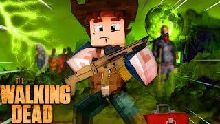 Minecraft: NOVA SERIE DE THE WALKING DEAD - The Walking Dead #01 ‹ Goten ›