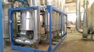 essiccatoio flash dryer lamier srl drc 500 b prod 500 kg h