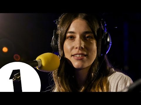 HAIM - I'll Try Anything Once (The Strokes cover) - Radio 1's Piano Session
