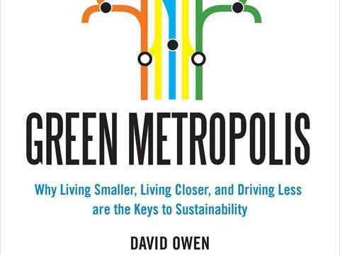 Bill's Design Talks: David Owen and Our Green Metropolis
