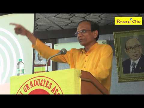 PART 3 SPEECH BY ANIL BOKIL ON TAX LESS INDIA CASH LESS INDIA || KRAZY CLIX || HYD||