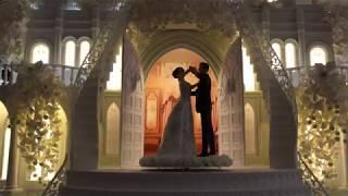 видео Торт в виде замка принцессы
