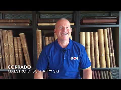 Corrado - Maestro di sci HAPPY SKIVi prese...