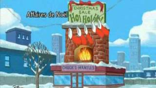 Phineas & Ferb song - That Christmas Feeling French Version