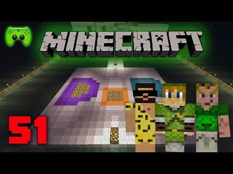 MINECRAFT Adventure-Map # 51 - Domains of Parkour «» Let's Play Minecraft | HD