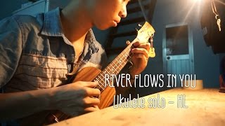 River Flows In You - Ukulele Solo Full by HL