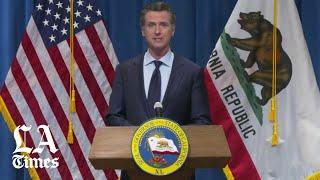Coronavirus forces sharp cuts to schools, healthcare in California, Newsom says