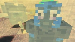 Minecraft PS4 - Elder Guardian - Negative Challenge {8}