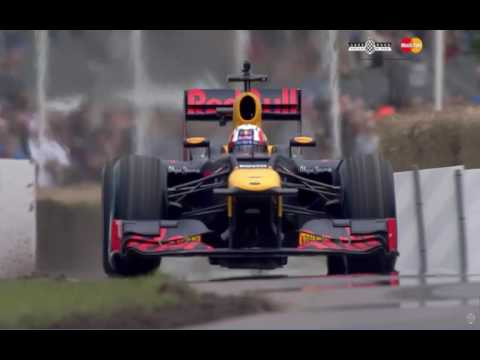 FORMULA ONE , V6 ,  V12,  Electric ----- Goodwood Festival of Speed LIVE Saturday 25th June 2016