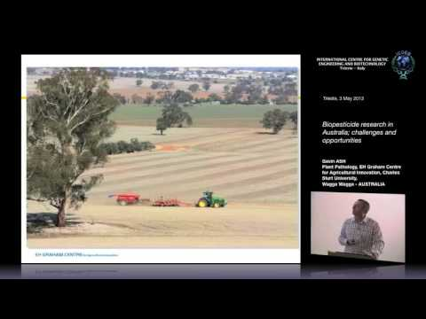 G. Ash - Biopesticide research in Australia; challenges and opportunities