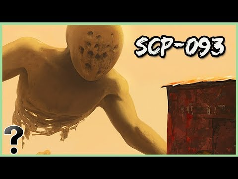 What If SCP 093 Was Real?