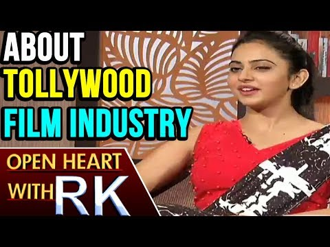 Rakul Preet Singh About Telugu People And Tollywood Industry   Open Heart With RK   ABN Telugu