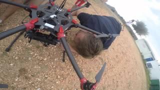 DJI S900 Drone