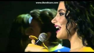 Beyaz Show (23.10.2015) Tolga Sarıtaş &  Hande Erçel -Dans