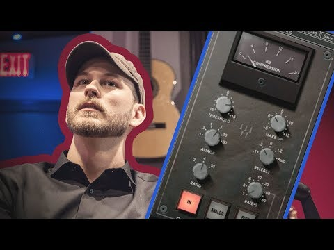 Master bus compression tips w/ Andrew Wade - tutorial