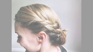 An easy, everyday twisty hair tutorial. Here are the links to the p...