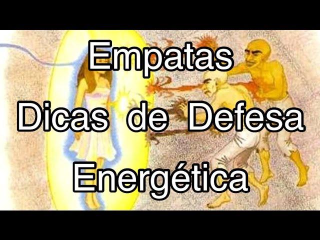 Empatas – Dicas de Defesa Energética – Katia Di Giaimo