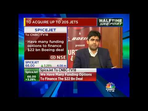 Order Marks The Start Of Company's Growth Phase In India: SpiceJet