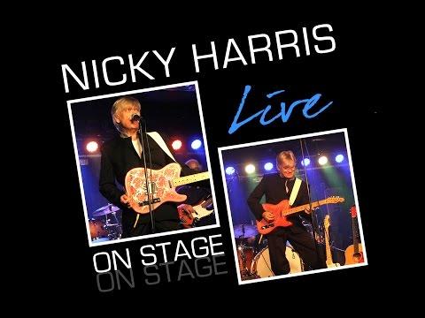 Nicky Harris - LIVE -
