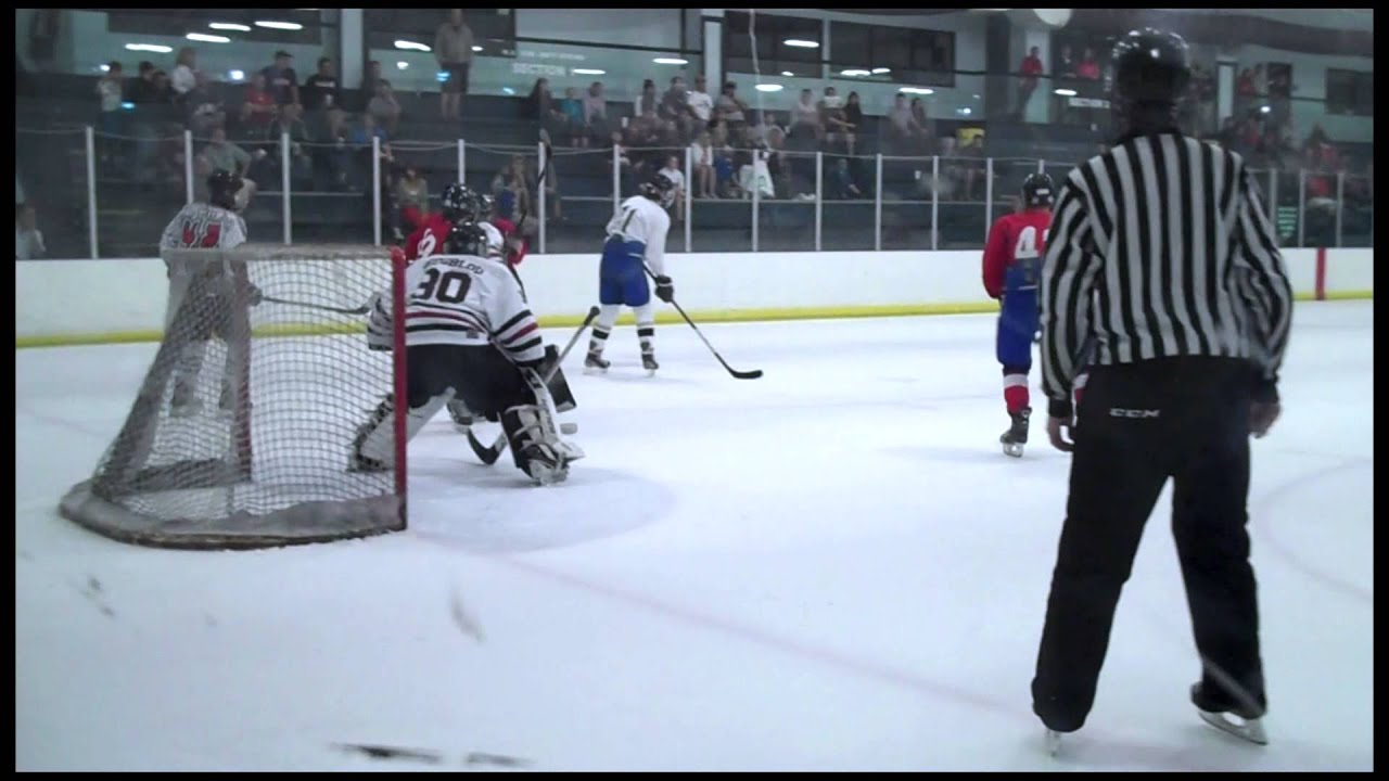 Tampa Elite 2013 U16 Labor Day Hockey Tournament Youtube