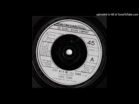 Judie Tzuke - Stay With Me Till Dawn 1979 HQ Sound