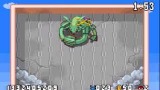 Pokemon Pinball: Ruby and Sapphire - Catching Rayquaza