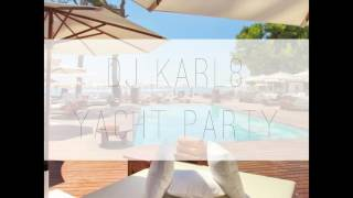 Nikki beach Mallorca - Yacht Party Dj set (the best house mix - deep house - nu disco - funky house)