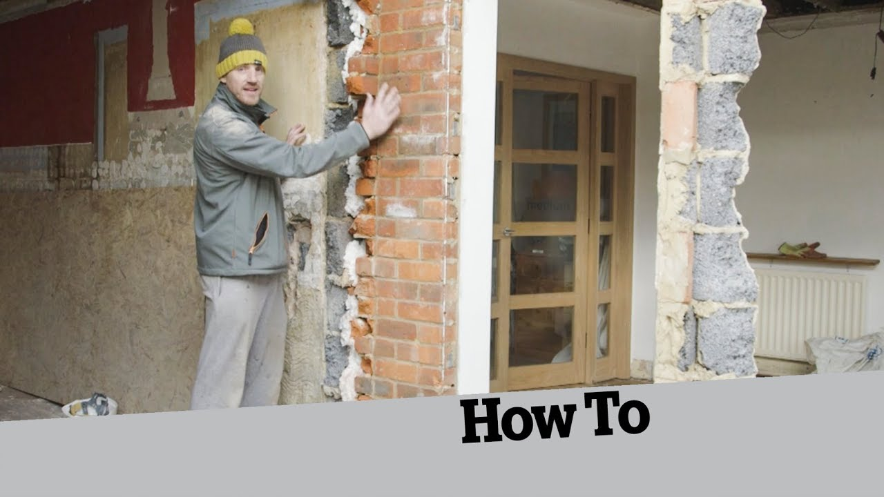 How To Demolish A Wall With Window In It Build And Extension 7