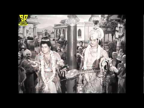 Bale Manchi Chouka Beram | Songs | Srikrishna Tulabharam | NTR,KantaRao,Anjali,Jamuna