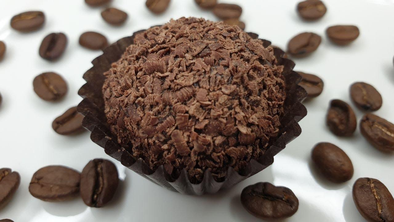 Condensed Milk Espresso Chocolate Truffles  Melt in your ...