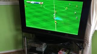 Fifa 11 on Wii