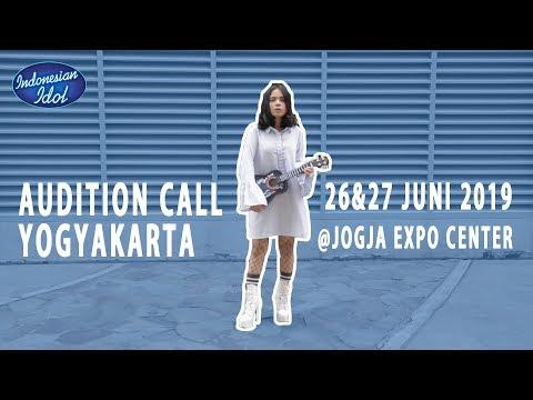 AUDITION CALL: YOGYAKARTA! | INDONESIAN IDOL X