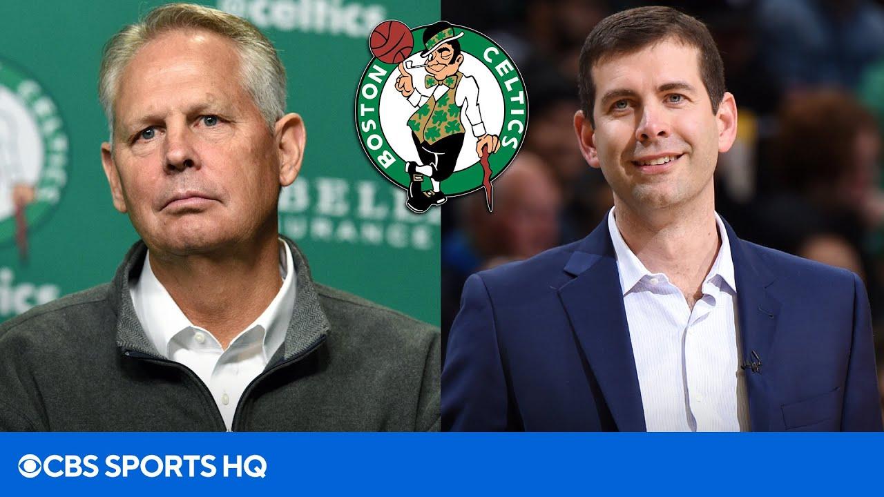 Boston Celtics: Brad Stevens replaces Danny Ainge as president