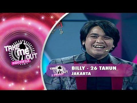 Billy Syahputra Mencari Cinta Baru Diantara Kamu Ladies - Take Me Out Indonesia