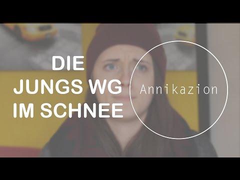 DIE JUNGS WG im SCHNEE |1| Annikazion