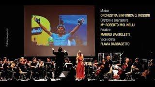 LA CAREZZA DELL'AQUILA - Canzone per Michele Scarponi