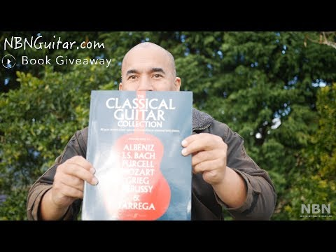 Julian Bream The Classical Guitar Collection Book Review  Faber Music  NBN Guitar