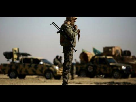 أخبار عربية - قوات #سوريا الديمقراطية تضيق الخناق على #داعش بـ #الرقة  - نشر قبل 3 ساعة