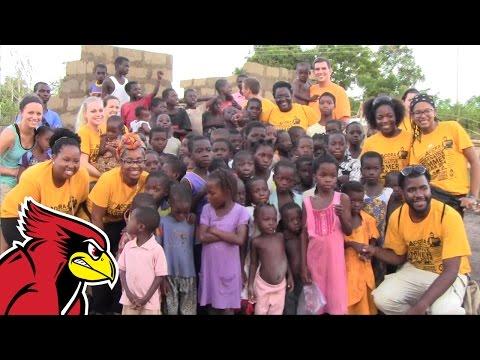 Students reflect on Alternative Breaks Ghana trip