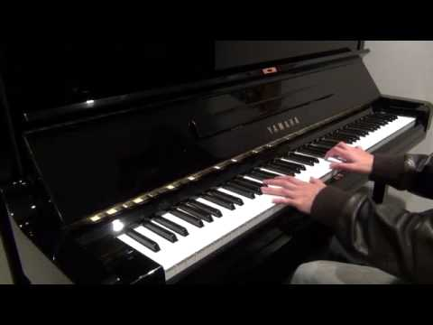 James Blunt - Tears and Rain (piano cover)