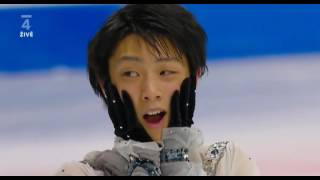 Yuzuru Hanyu FS GPF 2011 (Czech commentary + English & Japanese subtitles)