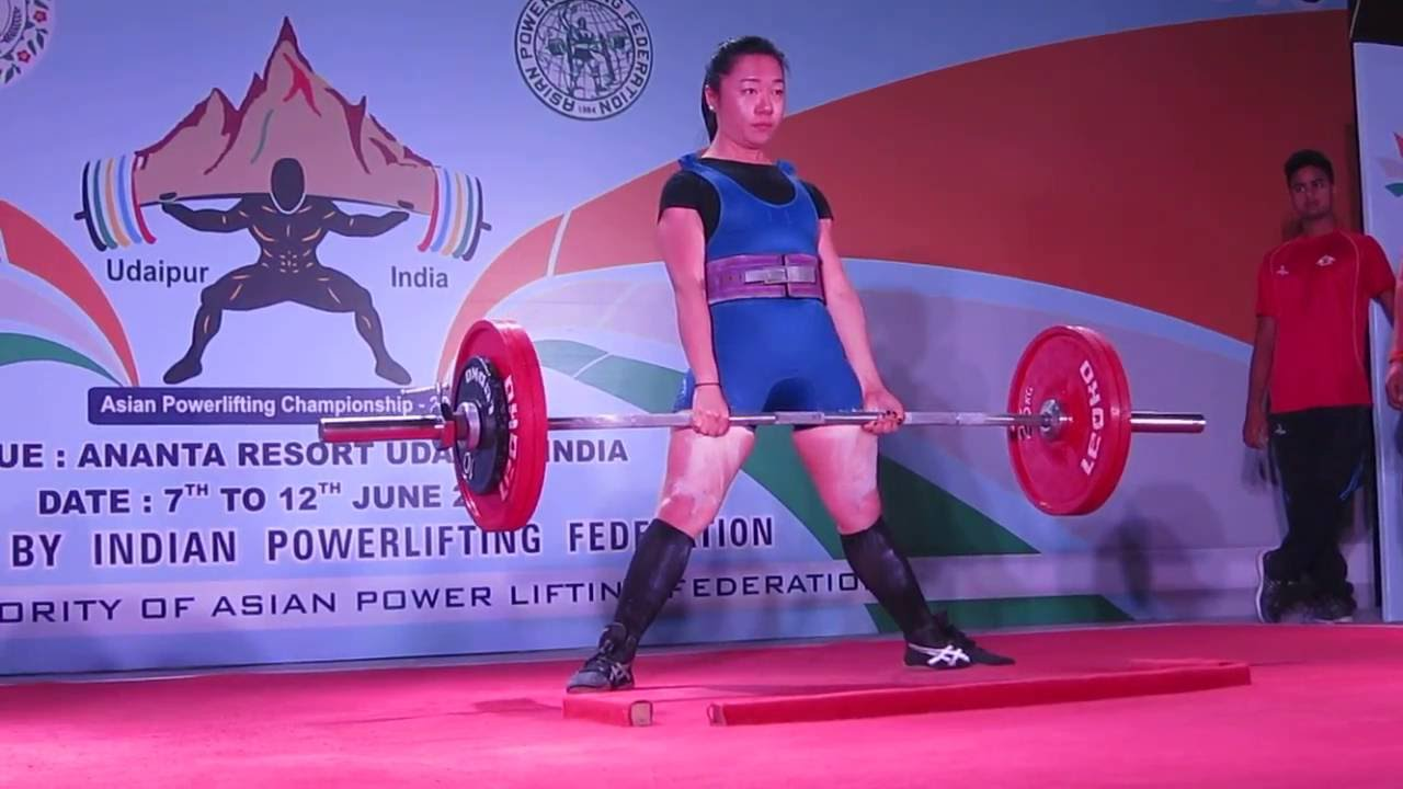 lifting Asian power