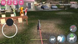 [Goat Simulator] How to blow up the HillBilly