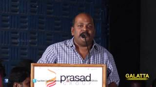 I am Ajith's director - Singampuli | Galatta Tamil
