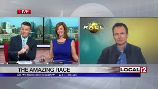 Host of Amazing Race, Phil Keoghan, chats with GMC about upcoming 30th season