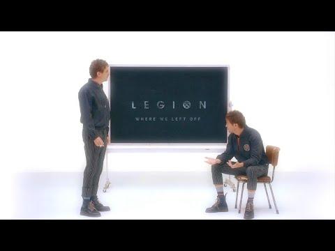 FX's Legion: Where We Left Off