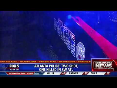 Police say one killed in SW Atlanta double shooting