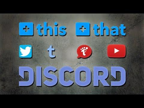 Fussbot activity to Discord using IFTTT - Tutorial