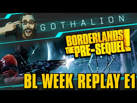 Borderlands Series Playthrough: Bordlands The Pre-Sequel E1