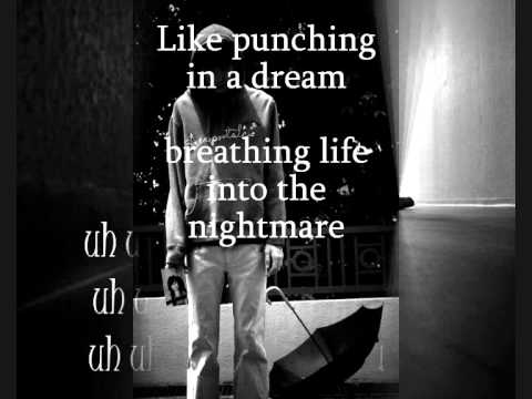 The naked and famous - Punching in a dream (with lyrics)